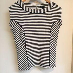 Ann Taylor striped top